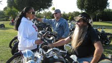 Ministering to Bikers