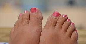 Le potentiel érotique de mes pieds