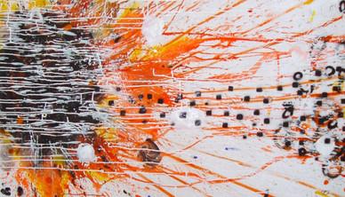 Mohsen Jamali Neek Hadron 3 140 x 170 cm 2008