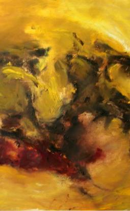 Oil on canvas 100 x 100 cm 2007