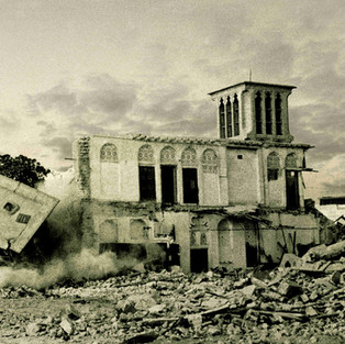 Bastakia demolition photo essay