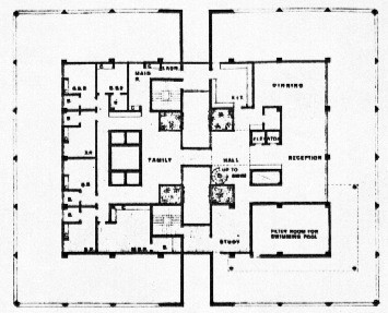 9th floor plan