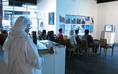 Installation view  April 2006