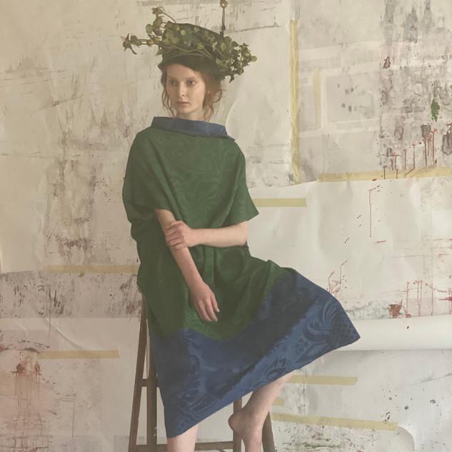 Clothing Line by Shaqayeq Arabi