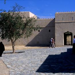 Hatta old village restoration