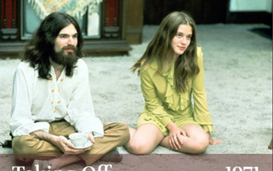 A still from the film Taking Off (1971)