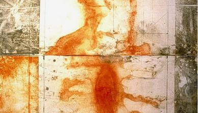 Karen Oremus Multi-plate etching 140 x 240 cm