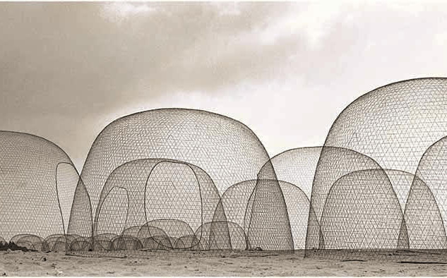 Domed wire fish traps