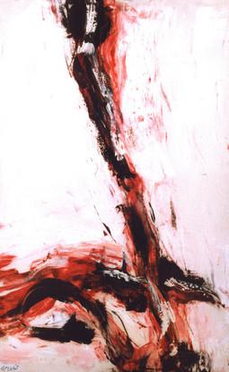 Oil on canvas 80 x 60 cm 1996