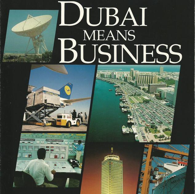 Dubai Means Business magazine cover