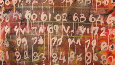 Mohsen Jamali Neek 100 x 190 cm 2008