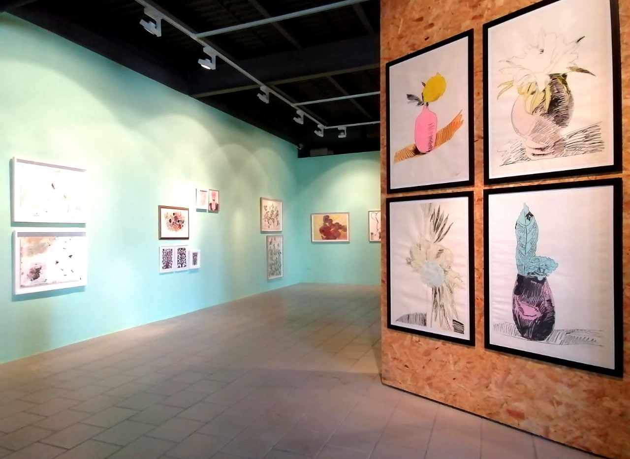 Exhibition view, Andy Warhol