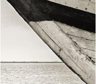 Dariush Zandi The Sea's Mouth 196 x 107 cm