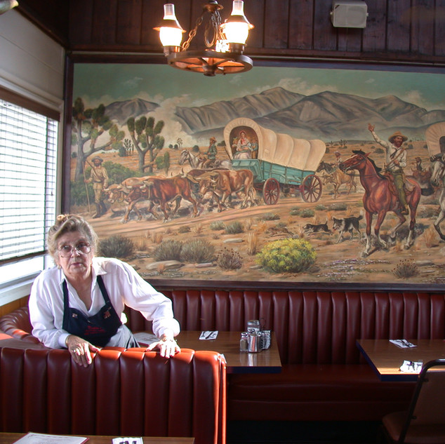 Diner in California