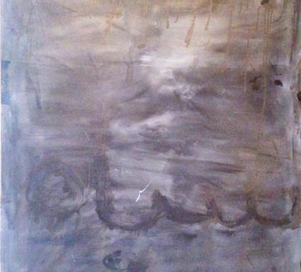 Mohsen Jamali Neek 180 x 130 cm Acrylic on canvas