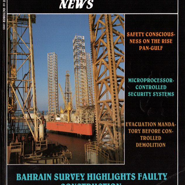 Contractors News magazine cover