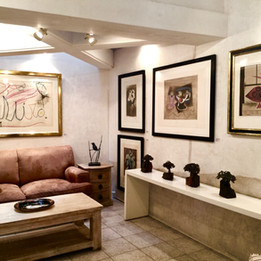 Interior of the Majlis Art Gallery
