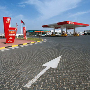 Eppco gas station