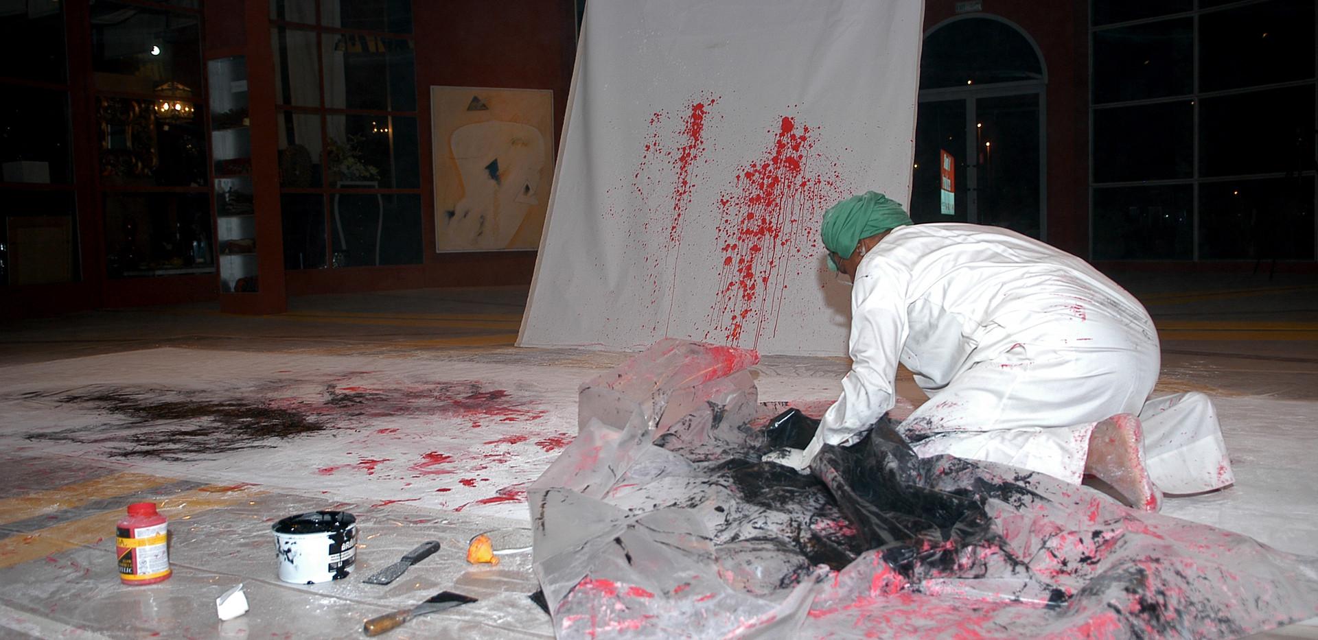 Zar Performance by Abdul Raheem Salem