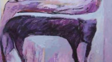 Ismail Al Rifai Acrylic on canvas 100 x 100 cm 2006