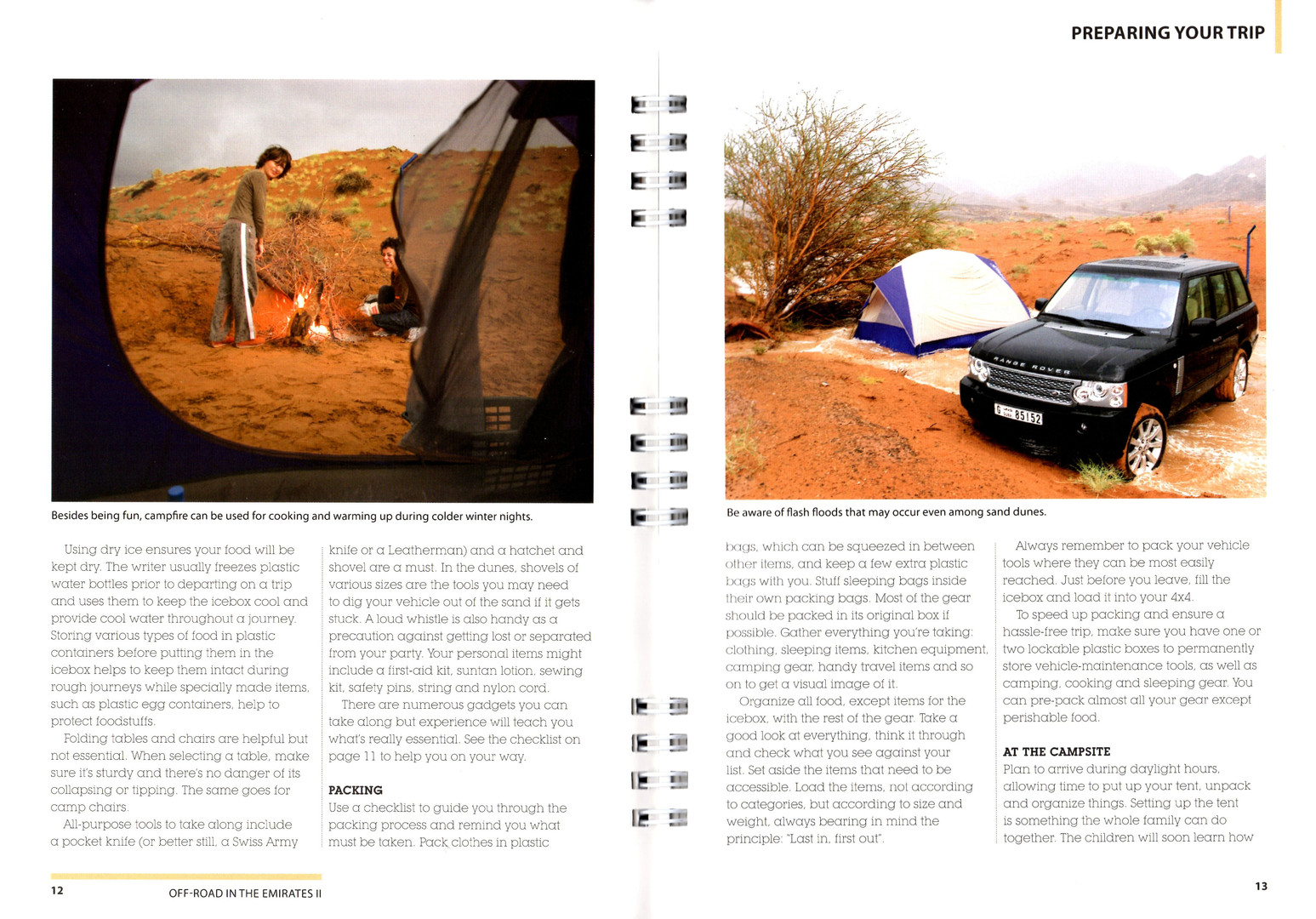 Off-Road in the Emirates II