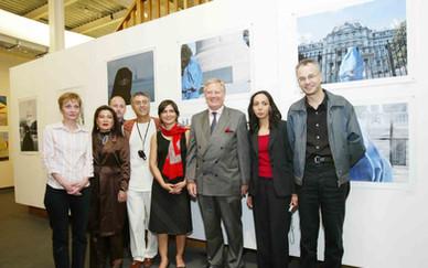 Artists & curator Haneen Tamari