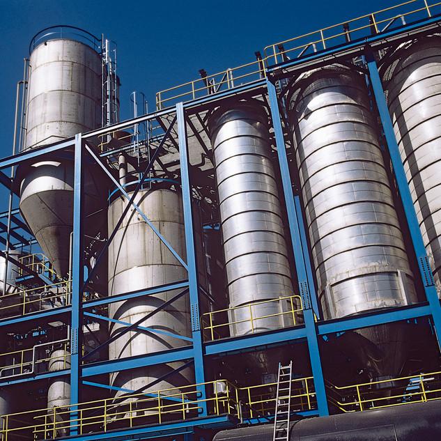Al Ghurair Sugar Refinery in Jebel Ali, Dubai