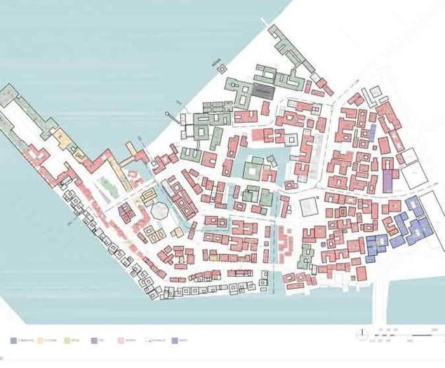 Madinat Al Soor site plan