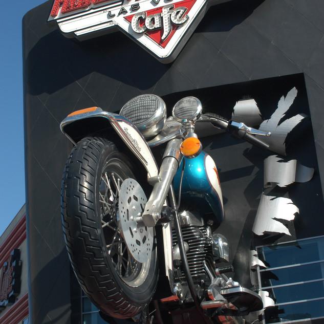 Harley Davidson Cafe, Las Vegas