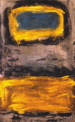 Oil on canvas 120 x 60 cm 1994