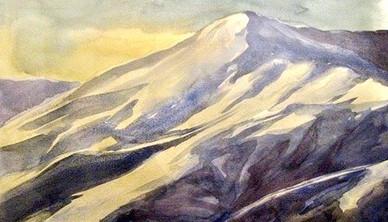 Ata Hasheminejhad Acrylic on canvas 50 x 70 cm