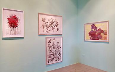 Exhibition view, Fereydoun Ave, Ali Golestaneh