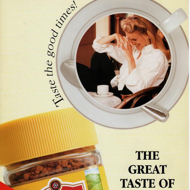 Lipton advertisement