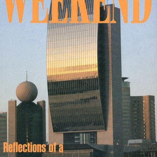 Weekend magazine cover