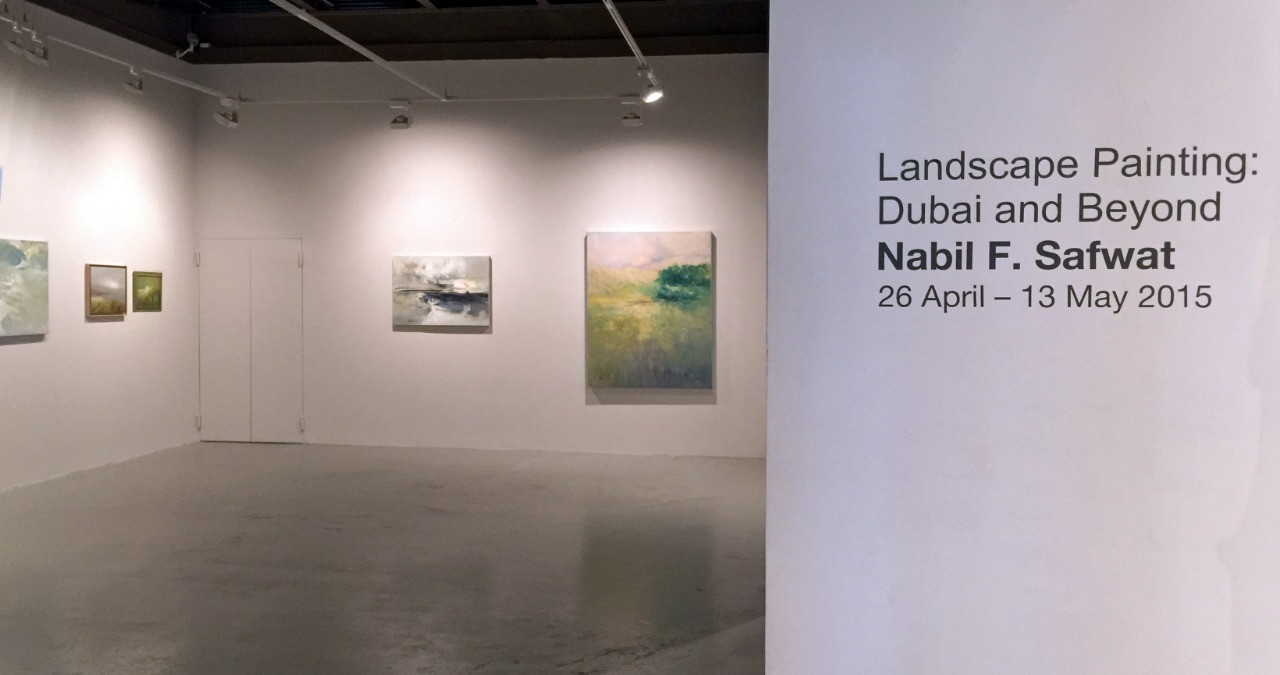 Installation view April 2015
