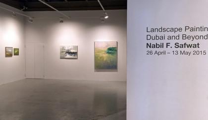 Installation view April 2015