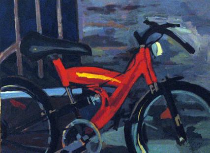 Farid Jahangir Acrylic on canvas 100 x 120 cm 2004