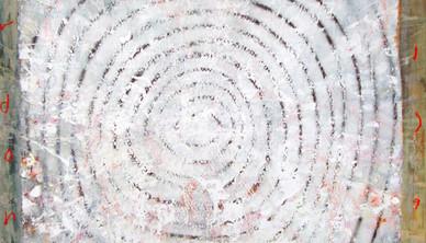 Mohsen Jamali Neek Hadron 1 140 x 170 cm 2008