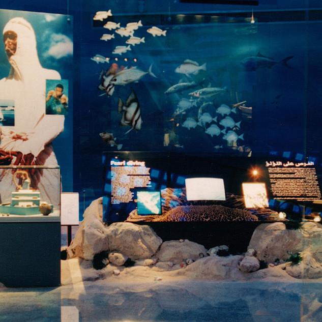 Dubai Museum exhibits