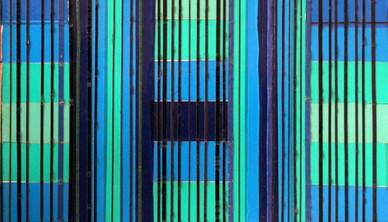 Behjat Sadr Tape on board 25 x 35 cm Mid 70s