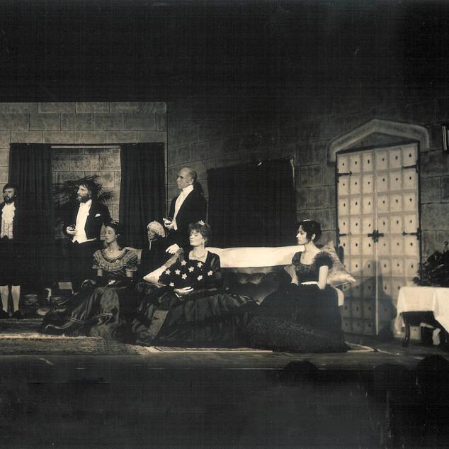 Jane Eyre, British Council Theater, Dubai