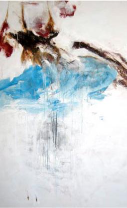 Acrylic on canvas 120 x 150 cm 2009