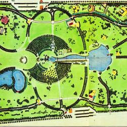 Site plan of Safa Park