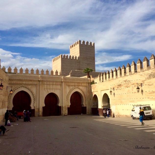 Bab Segma - photo by Shabnam Arabi
