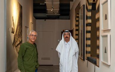 H.E Mohammad Al Murr & Dariush Zandi