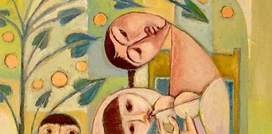 Saady Rashid Al Saffar Oil on Canvas