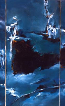 Oil on canvas 180 x 120 cm 1998