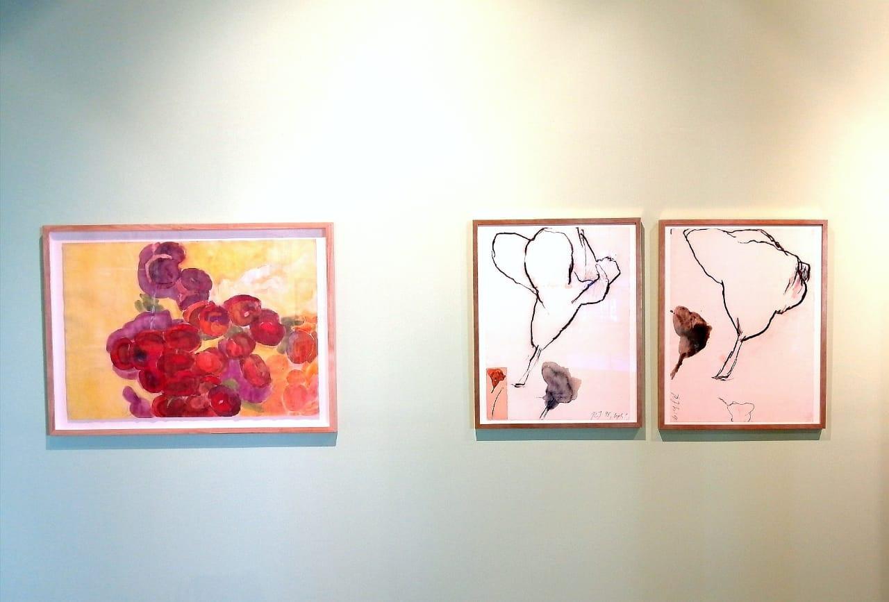 Exhibition view Ali Golestaneh, Robert Jacob