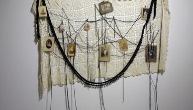 Cecilia Monero-Yaghoubi Memories 2011