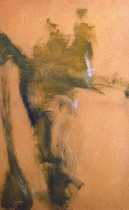 Oil on canvas 240 x 100 cm 1996